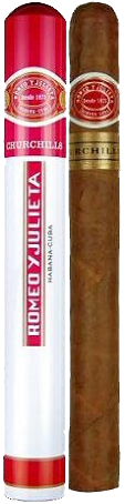 havana Churchills Aluminium Tube Pack Of 3